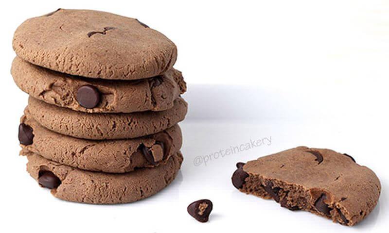 healthy sweet cookies snack recipe