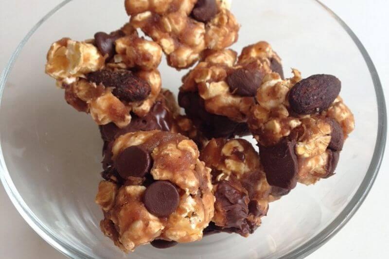 healthy sweet snack bites