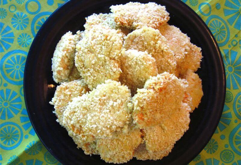 hidden vegetable chicken nuggets