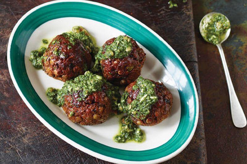 hidden vegetable meatballs recipe
