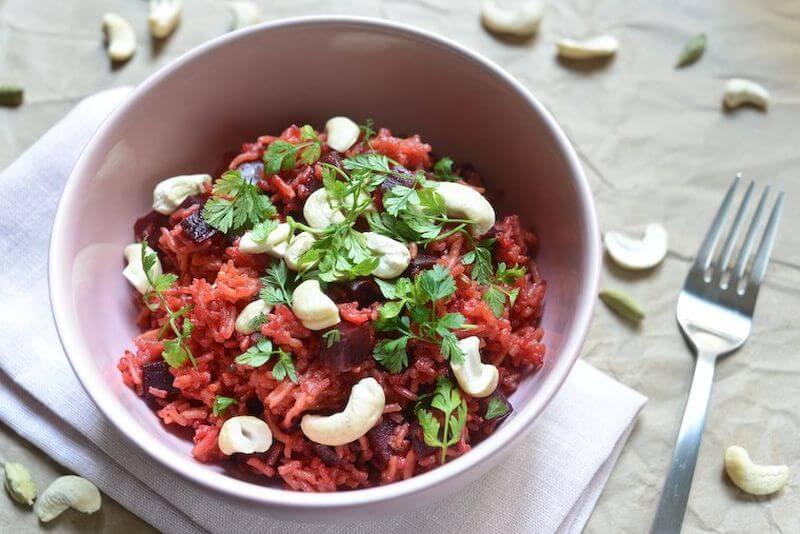 hidden vegetable rice recipe