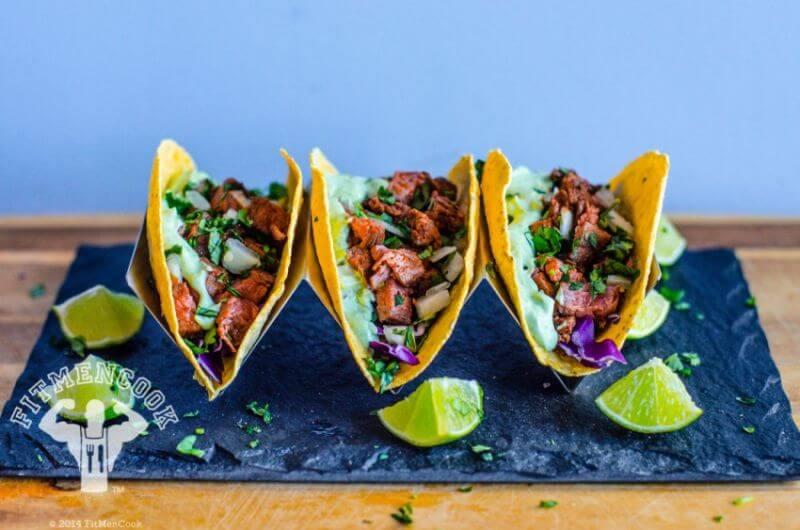 lean steak tacos recipe