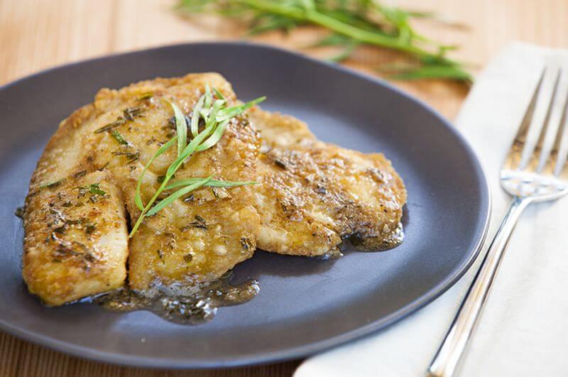 seafood tilapia recipe