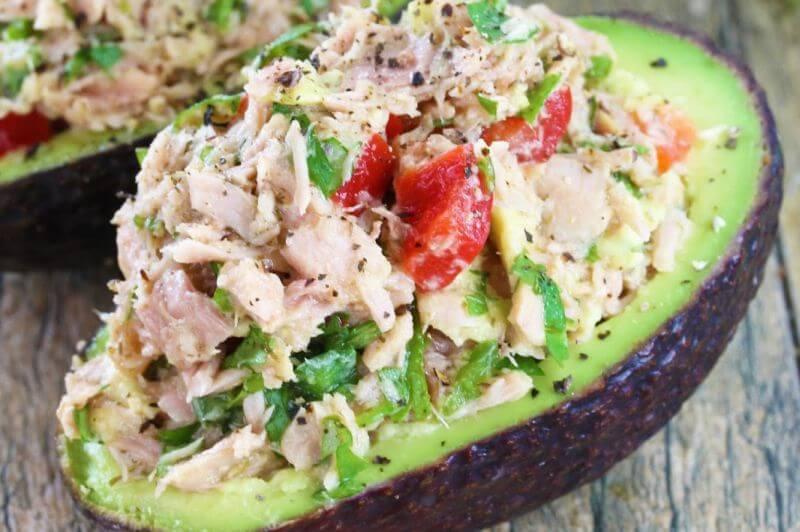 seafood tuna recipe