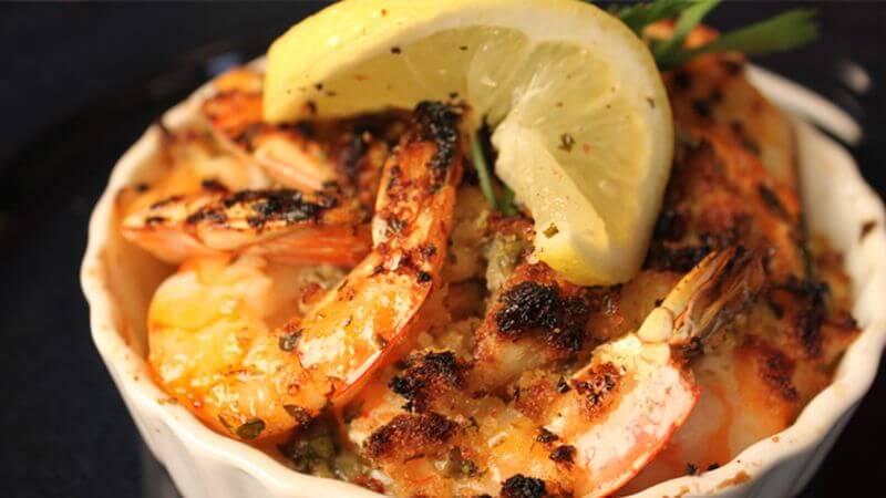 shrim and scallop recipe