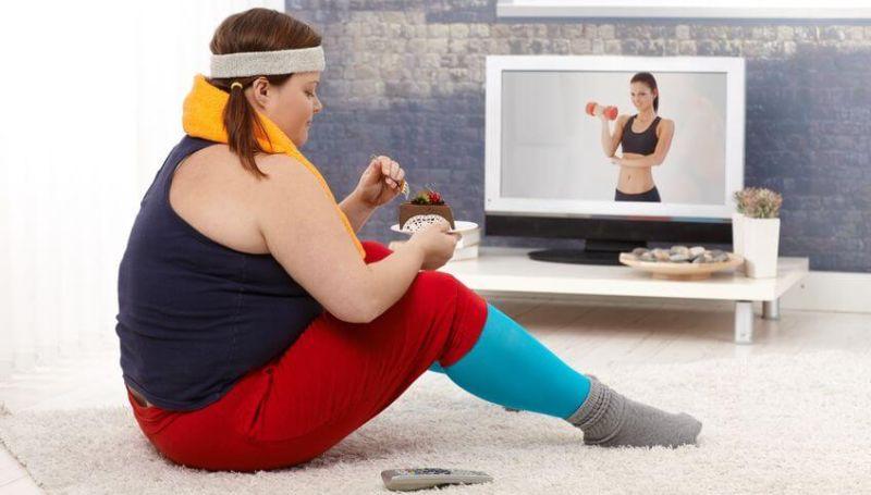 worst female fitness plan