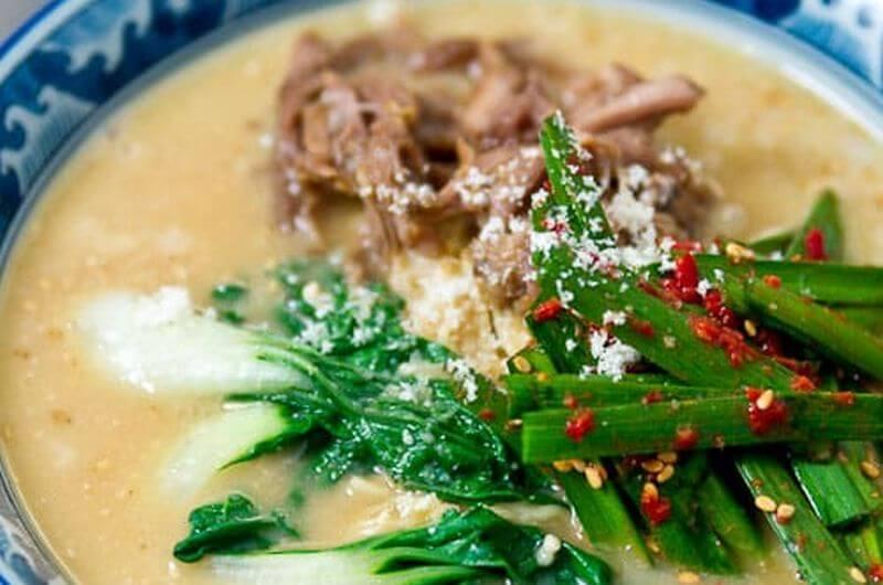 healthy miso ramen recipe