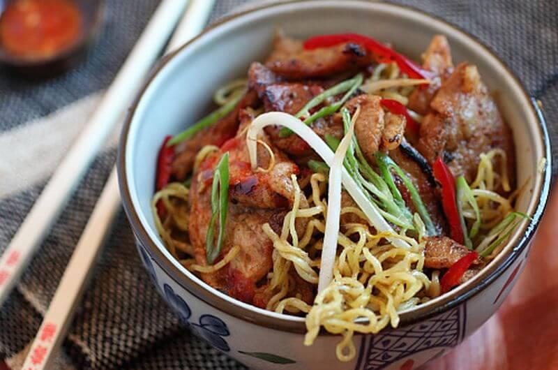 healthy pork ramen recipe