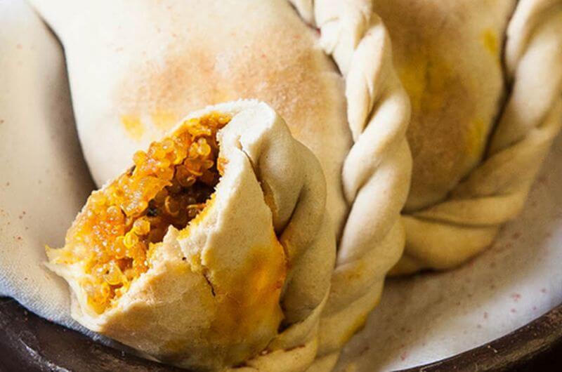 healthy quinoa empanadas recipe