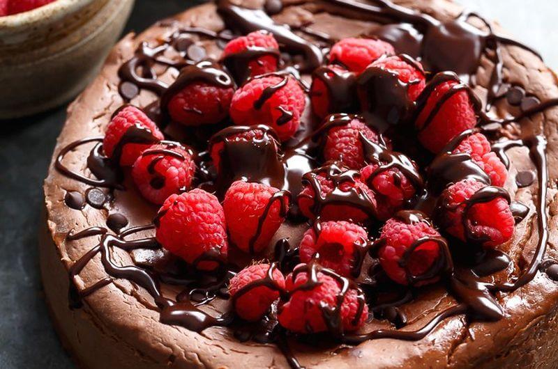 low fat cheesecake dessert