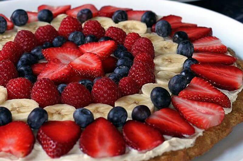 low fat fruit dessert