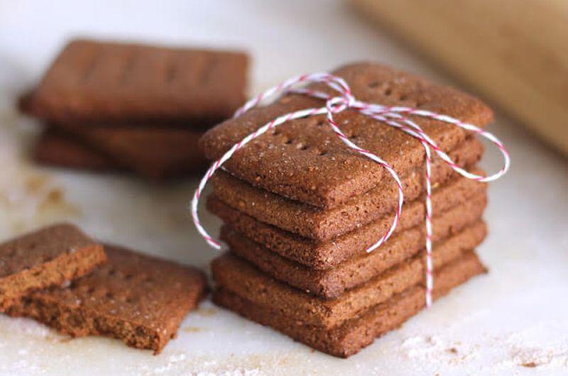 low fat graham cracker dessert