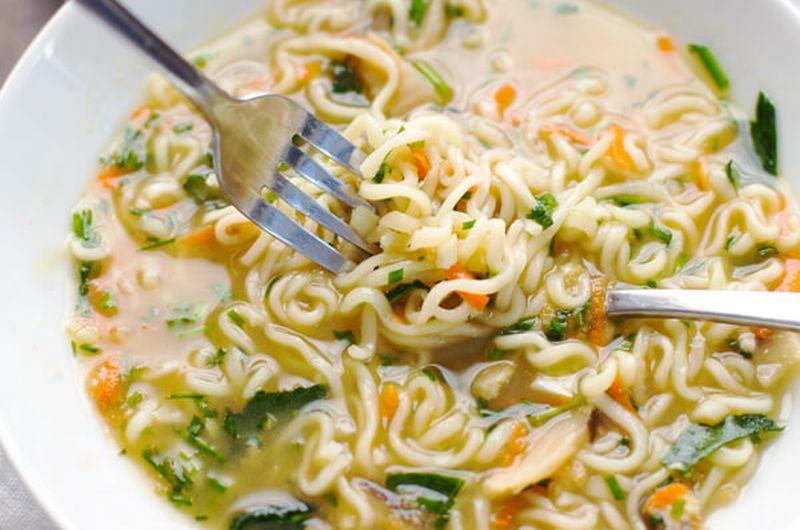 quick healthy ramen recipe
