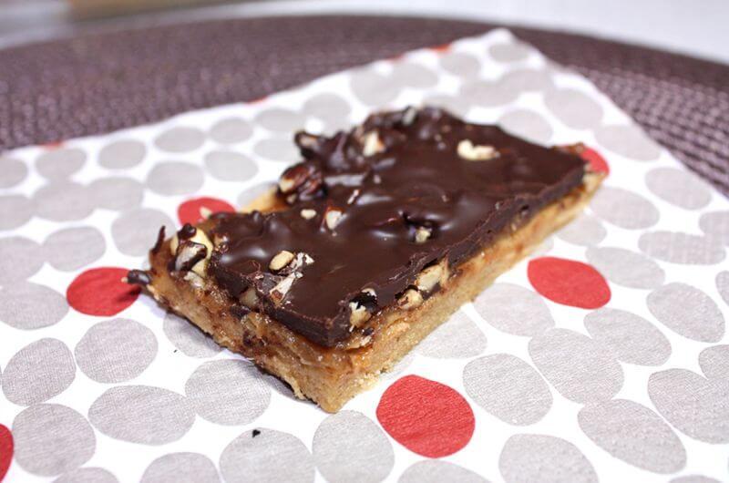 No-Bake Protein Bars recipe