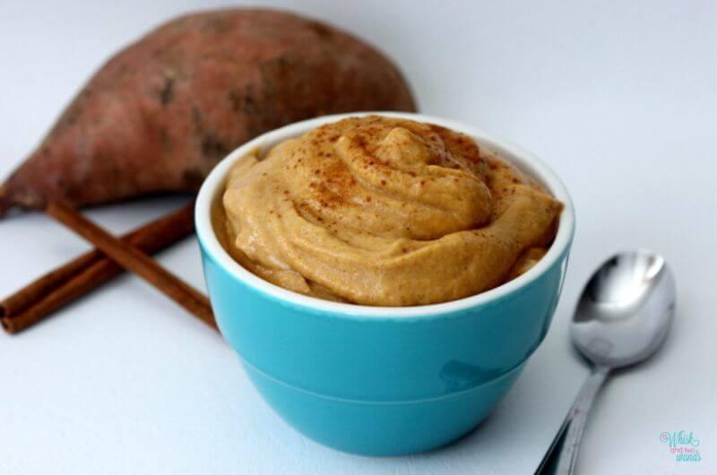 Sweet Potato Ice Cream recipe