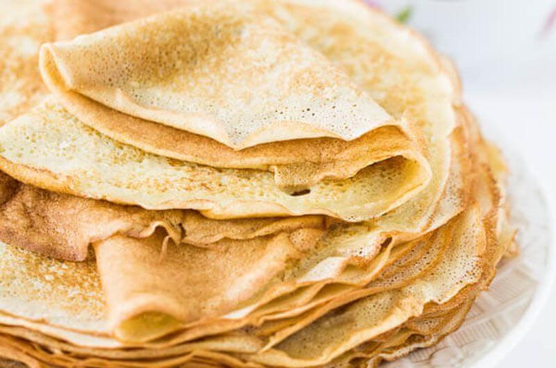 easy Lacy Crepe recipe