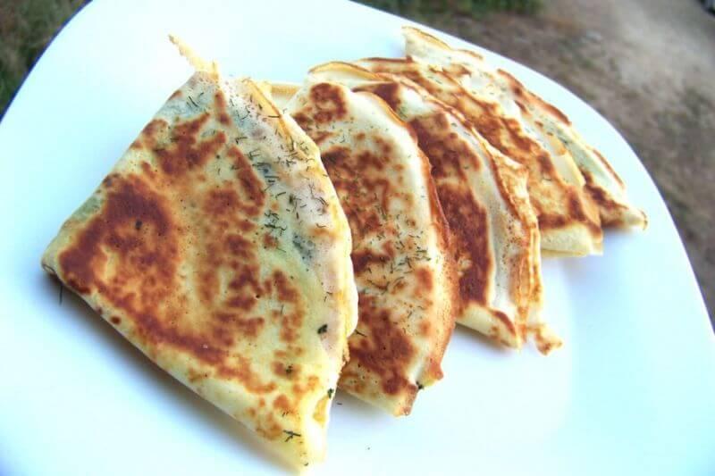 easy savory crepe recipe