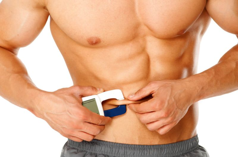 healthy body fat calculator
