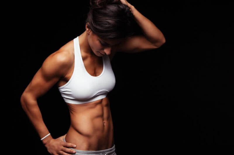 healthy body fat percentages for females