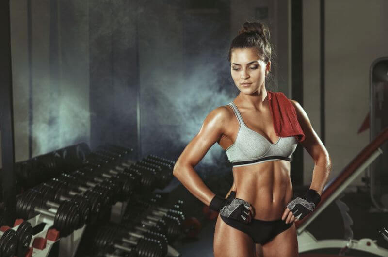healthy body fat percentages for males and females