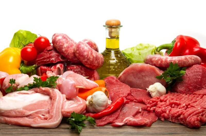 how protein affects testosterone