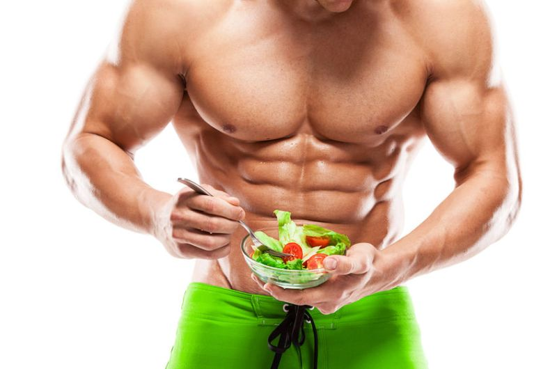 use diet to boost testosterone
