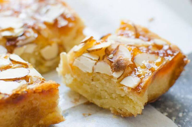 Apricot Almond bar recipe