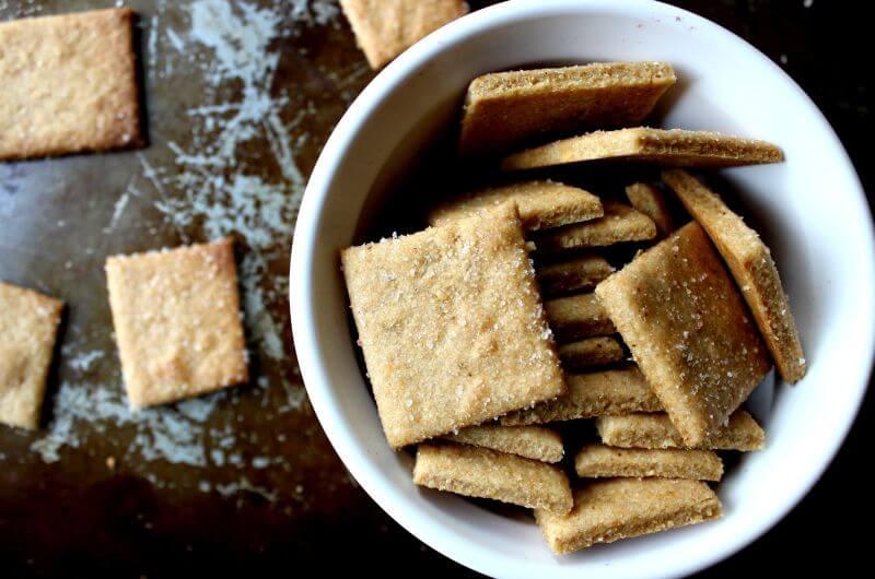 Homemade Crackers recipe