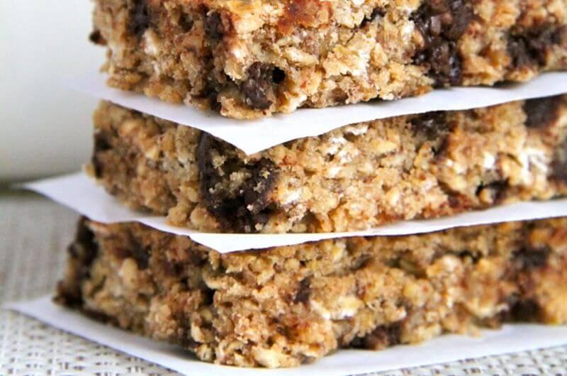 Protein Granola Bars recipe