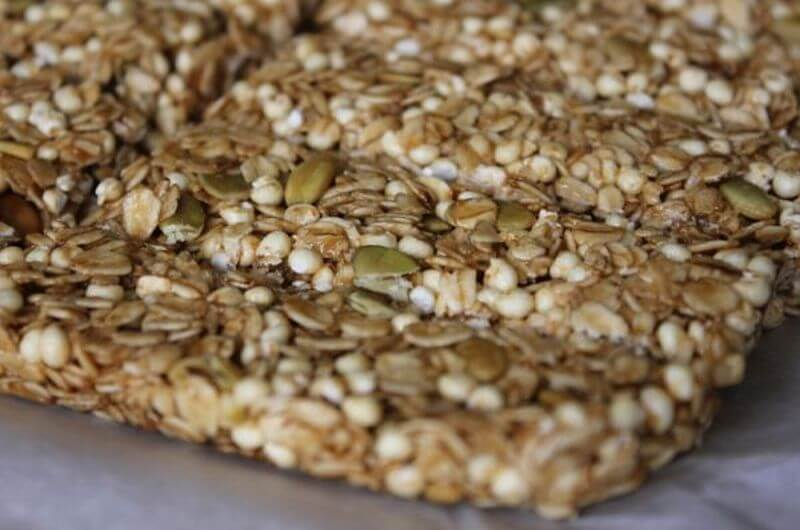 healthy granola recipes