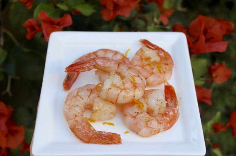 lemon shrimp recipe