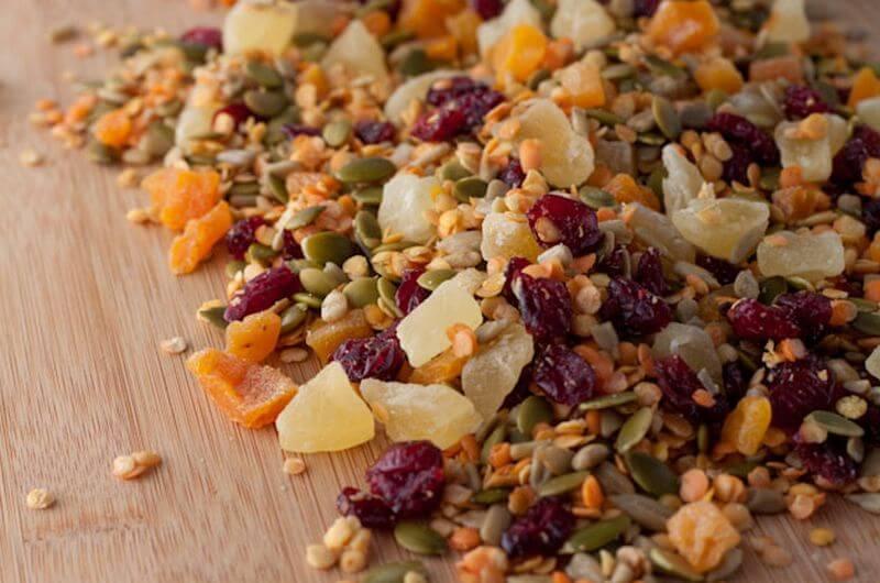 nut free Trail Mix recipe