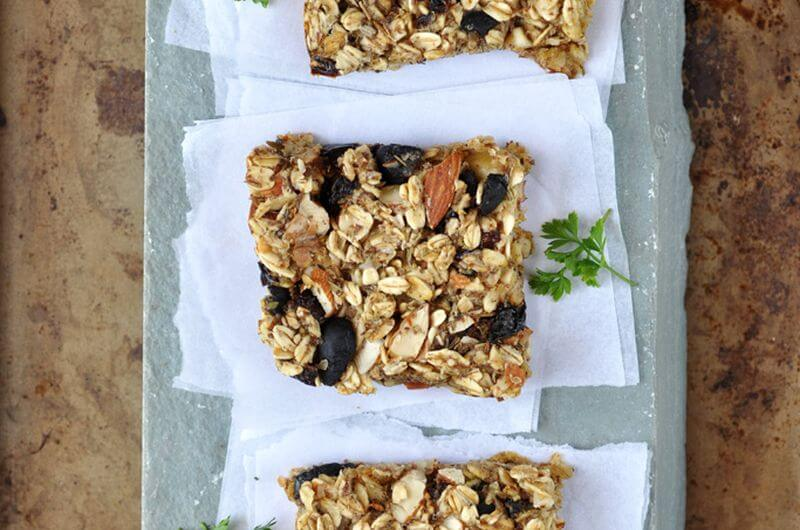 oat bar recipe