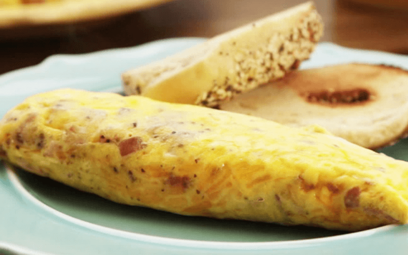 omelet in a bag recipe