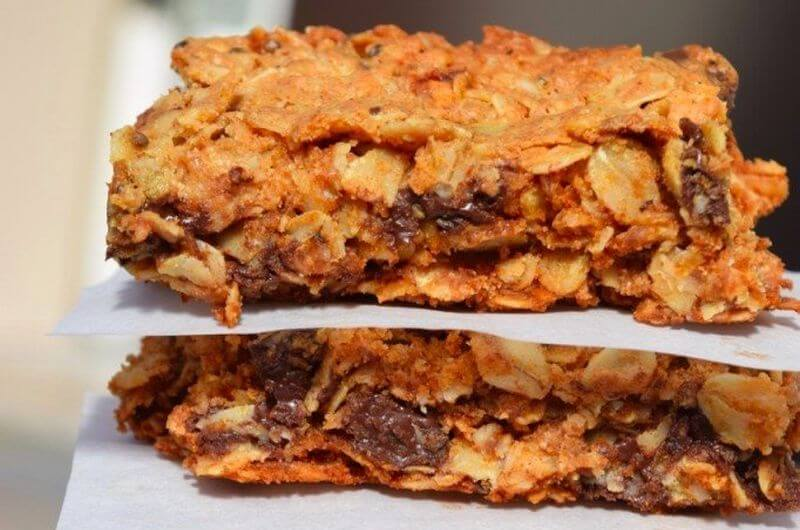 peanut butter granola bar-recipe