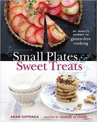 small plates sweet treats book