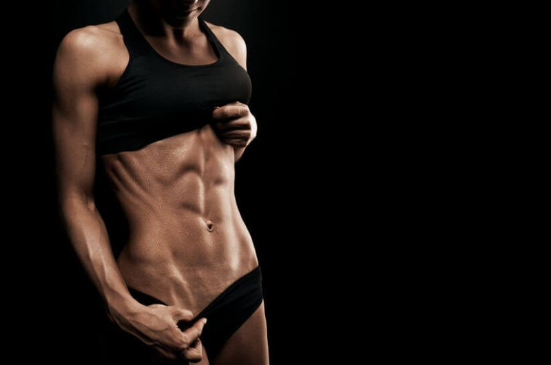 body fat percentage for abs