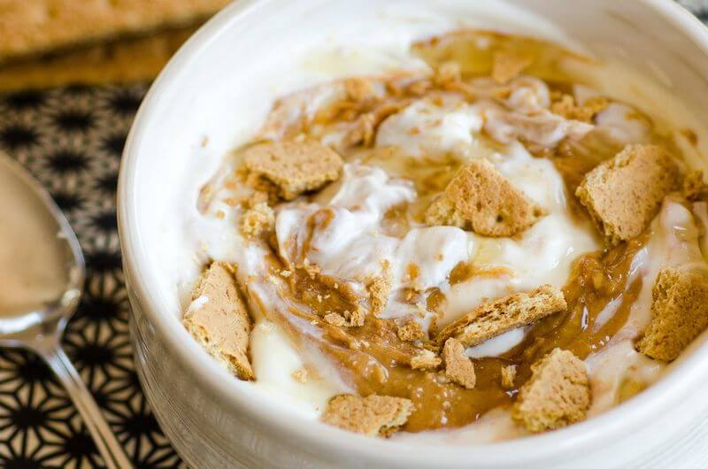 yogurt peanut butter recipe