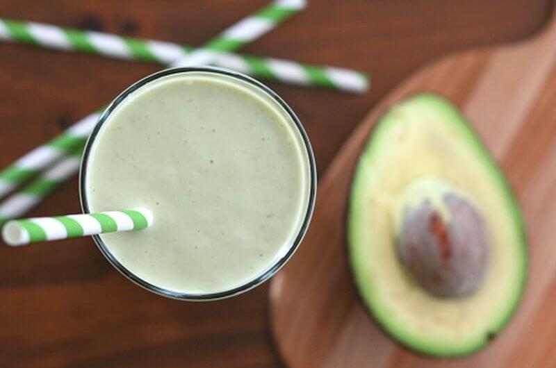 Avocado Green smoothie recipe