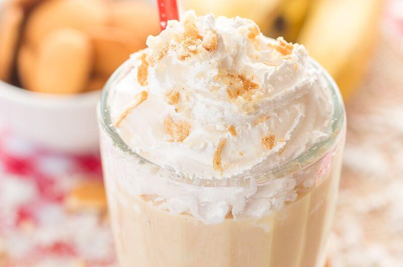 Banana Cream Pie smoothie recipe