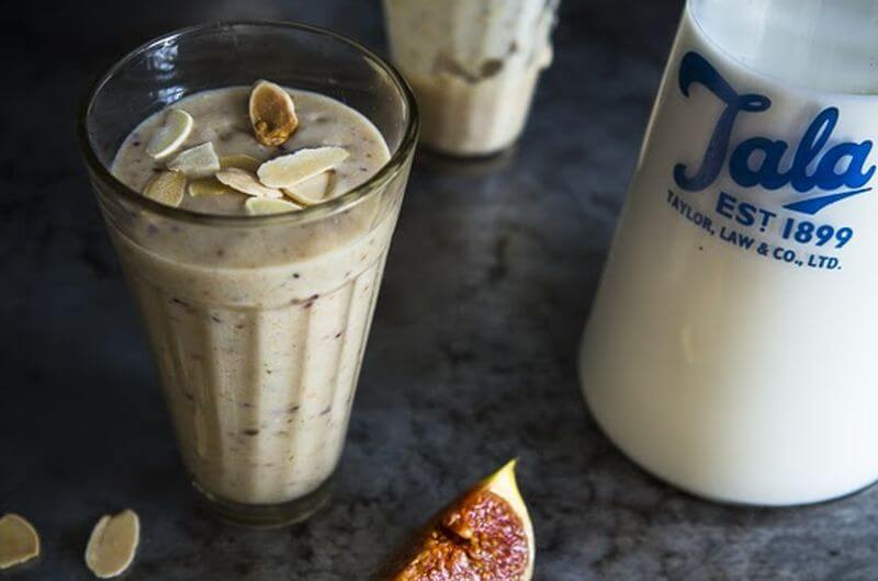 fig smoothie recipe