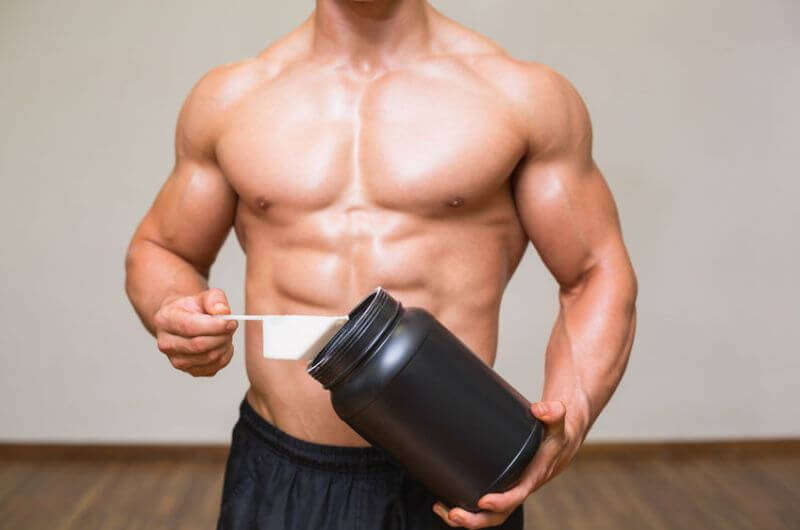 get bigger tricep supplement