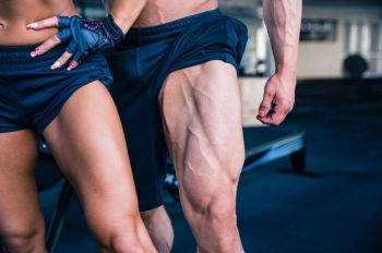 how to get bigger legs