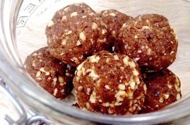 nutella protein bites recipe
