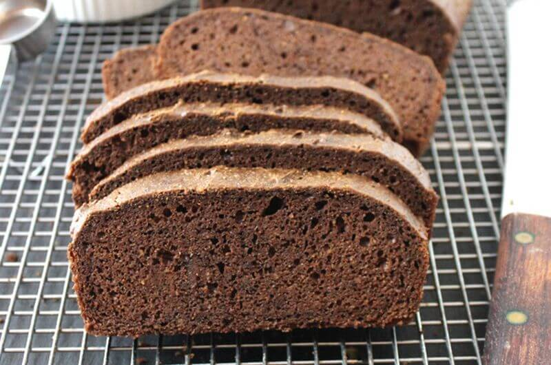 protein nutella bread recipe