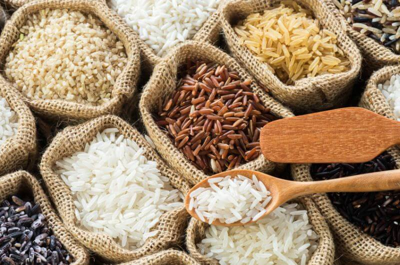 brown rice vs white rice bodybuilding