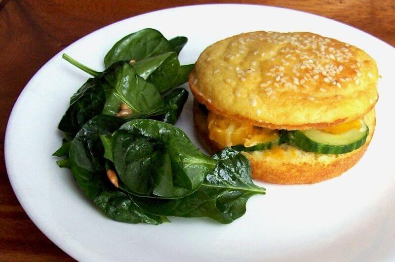 great low carb bun recipe