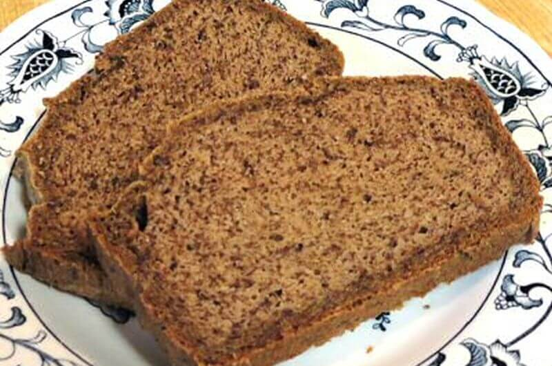 low carb onion rye bread