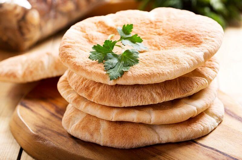 low carb pita bread recipe