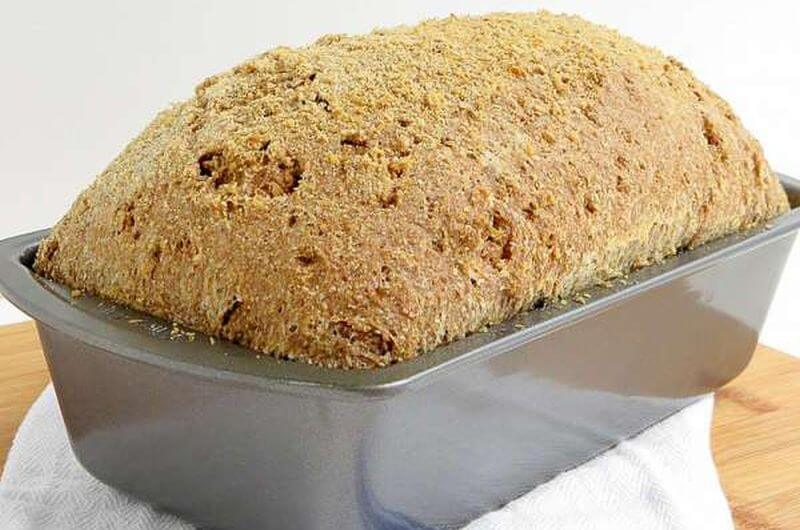 low carb psyllium flax bread recipe
